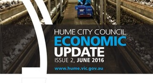 Hume Economic Update June 2016