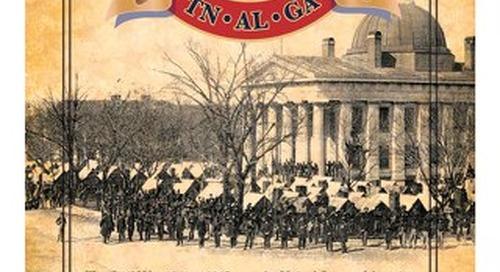 Huntsville Civil War Rack Card