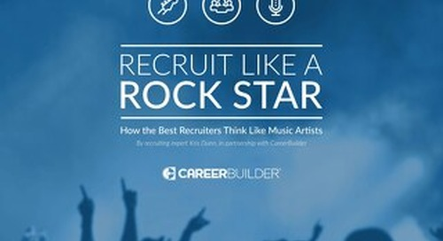 Think Like a Musician to Implement a Better Recruitment Process