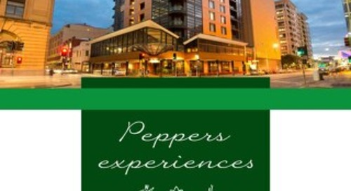Peppers Waymouth Experience Brochure