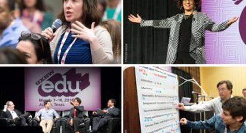 SXSWedu 2017 Session Starter Kit
