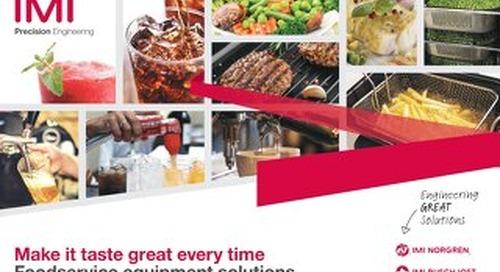 Food Service Equipment flyer