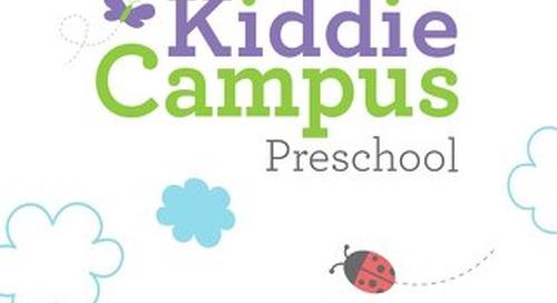 Kiddie Campus Parent Handbook 2016-2017