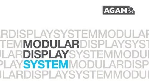 Booklet - AGAM Modular Display System (CIP-139-W_ENG)