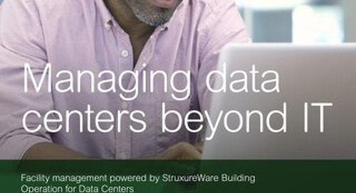 Managing Data Centers Beyond IT