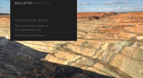 QLD Mining and Energy Bulletin Winter 2012