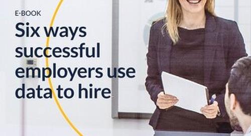 6 ways succesful employers use data to hire_CareerBuilder_eBook