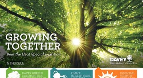 Growing Together: Summer 16 Issue
