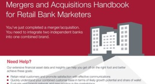 Mergers and Acquisitions Handbook for Retail Bank Marketers