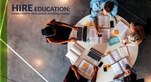 Create a Best-in-Class Campus Recruiting Strategy