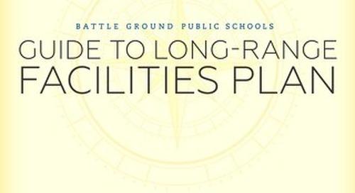 2016 Guide to Long-Range Facilities Plan