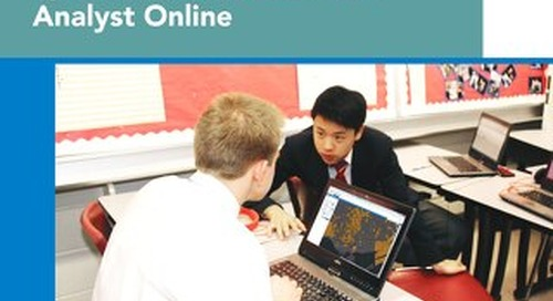 St. Andrew's College Sparks Student Entrepreneurial Spirit with Esri's Business Analyst Online