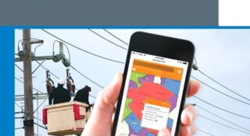 Enhancing power outage communications & restoration with GIS