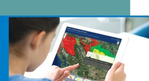 Grade Seven Students Lead Pipeline Study Using ArcGIS Online