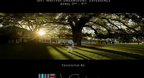 Masters Experience Brochure 2