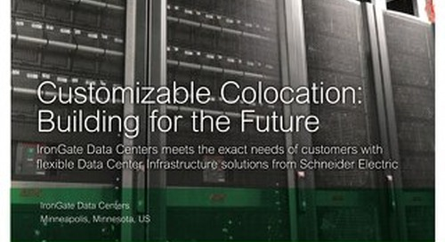 [Case Study] Iron Gate - Customizable Colocation: Building for the Future