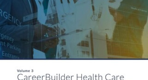CareerBuilder Health Care Pulse of Recruitment