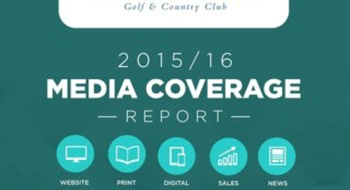 Slieve Russell 2016 Media Coverage Report