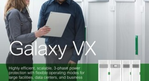 Galaxy VX Brochure