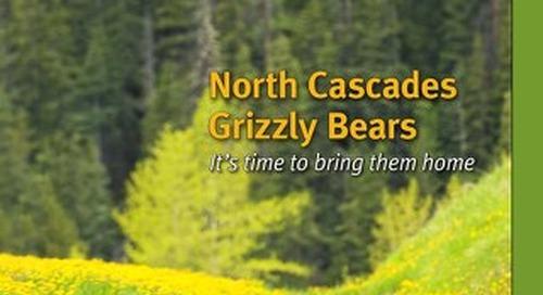 Summer 2016 Conservation Northwest Quarterly Newsletter
