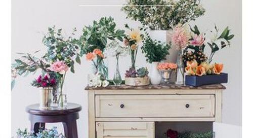WeddingWire Flower Guide 2016