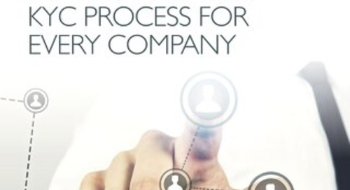 Importance of a KYC process for every company