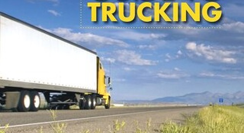 JOC Guide to Trucking, August 2016