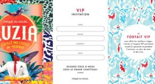 Invitation VIP LUZIA_FR