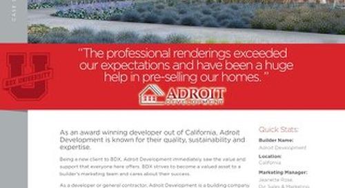 CASE STUDY: Adroit Development