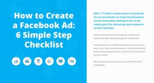 How to Create a Facebook Ad: 6 Simple Step Checklist