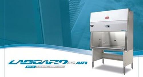 [Brochure] LabGard AIR NU-543 Class II, Type A2 Biosafety Cabinet