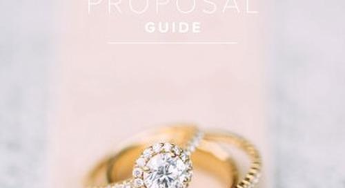 WeddingWire Proposal Guide 2016
