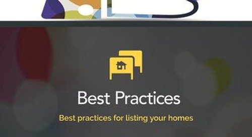 Best Practices for Listings