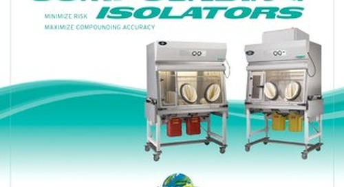 [Brochure] PharmaGard Compounding Isolators