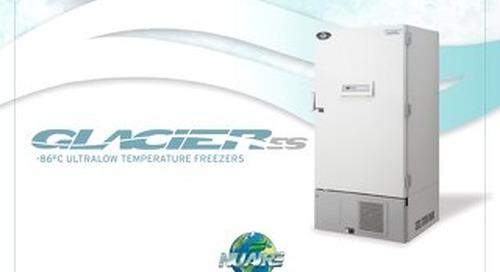 [Brochure] Glacier Ultralow Temperature Freezers