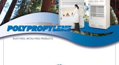 [Brochure] Polypropylene Laboratory Equipment
