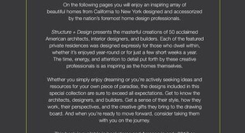 STRUCTURE + Design Book