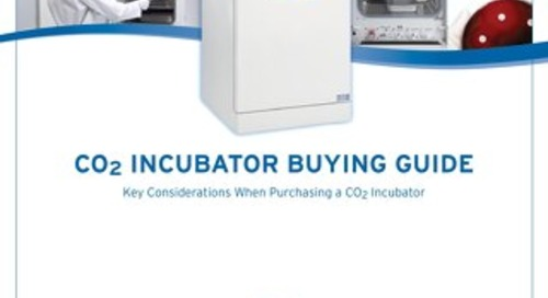 [ebook] CO2 Incubator Buying Guide