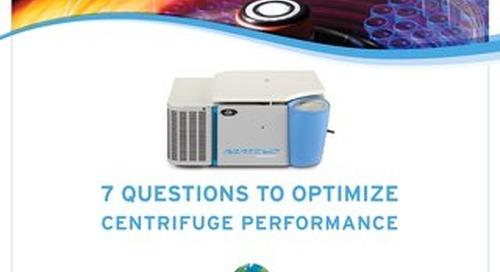 [ebook] Laboratory Centrifuge Buying Guide