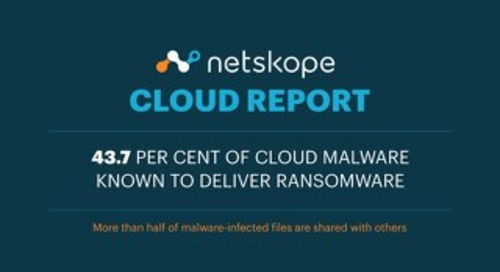EMEA Netskope Cloud Report - September 2016