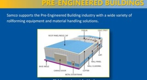 Samco Pre-Engineered Buildings