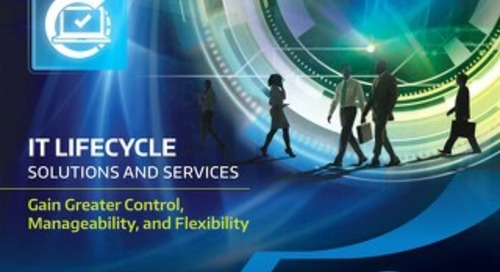IT Lifecycle Solutions and Services