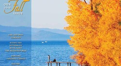 Distinctly Montana Fall 2016