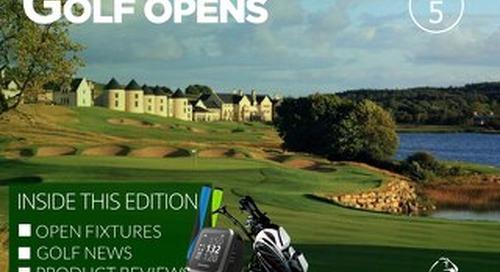 Golf Opens Digital Magazine - Issue 5