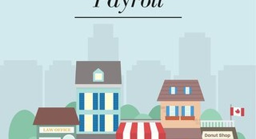 The Great Canadian Guide to Small Business Payroll
