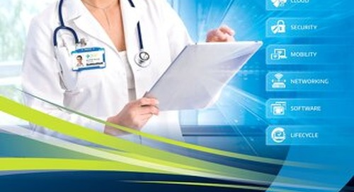 National IT Provider for the Entire Health IT Lifecycle