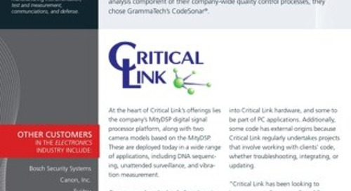 Critical Link