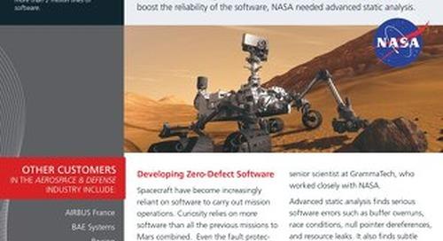NASA: Curiosity Rover