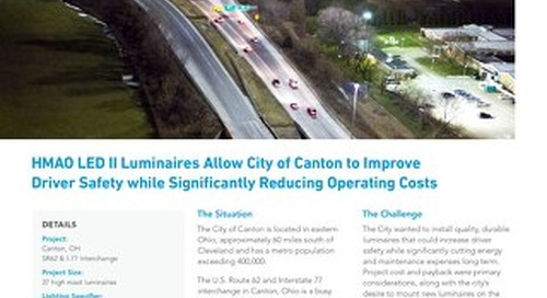 City of Canton Improves Driver Safety and Reduces Operation Costs
