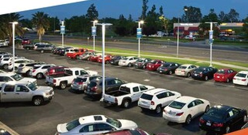 Shellworth Chevrolet Auto Dealership Draws More Traffic With LED Solution
